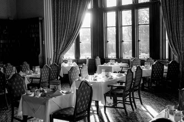 Ed Gregory Breakfast Room With Large Window HGP007